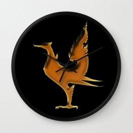 Hong30 Wall Clock