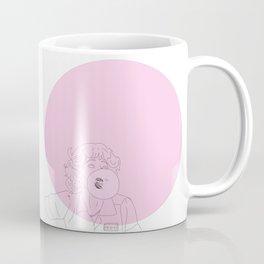 Frenchy Bubblegum Coffee Mug