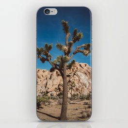 Joshua Tree National Park III iPhone Skin