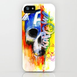 Kapow-tain iPhone Case