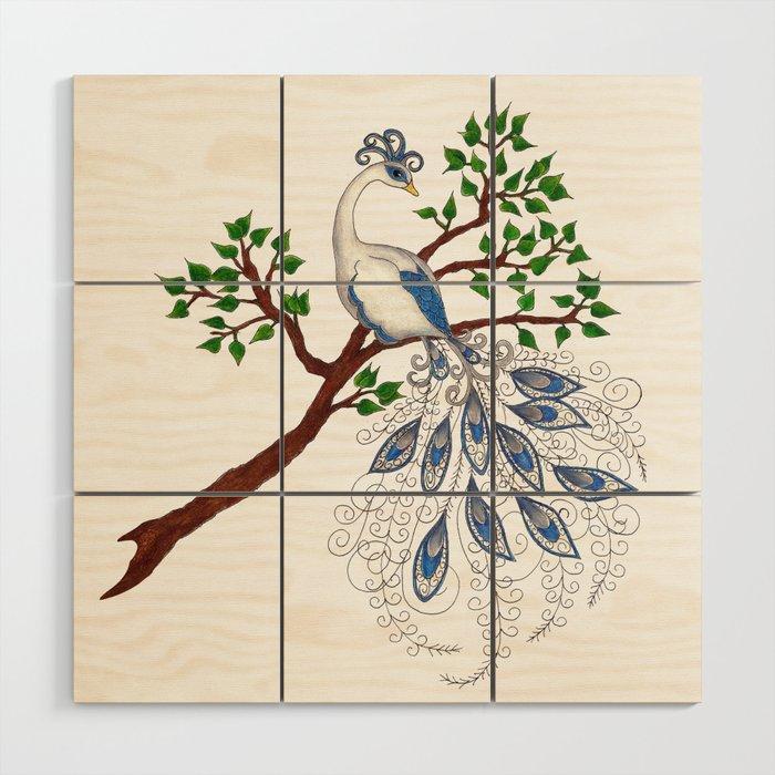 The Moonlark Wood Wall Art