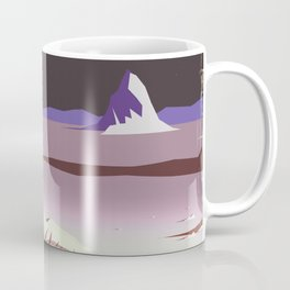 Space: 1999 promo vintage poster Coffee Mug