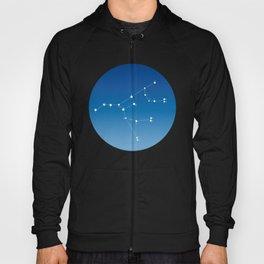 Ursa major constellation Hoody