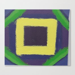 46 - Window to My Decrepit '''''''Soul'''''''' Canvas Print