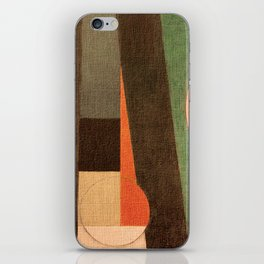 Soccer in the Sand iPhone Skin