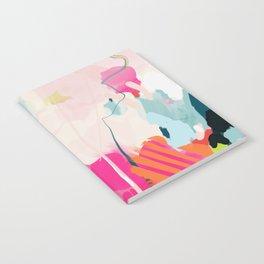 pink sky II Notebook