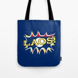 Laos Tote Bag