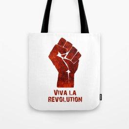 Viva La Revolution Tote Bag