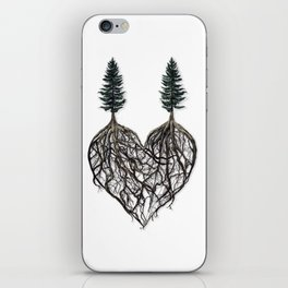 The Way I Love You (album cover for Corey Lewin) iPhone Skin