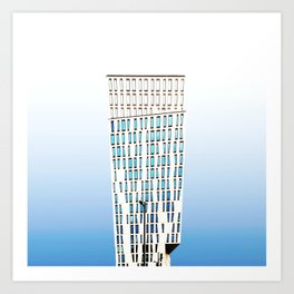 Architecture Pop Art Print