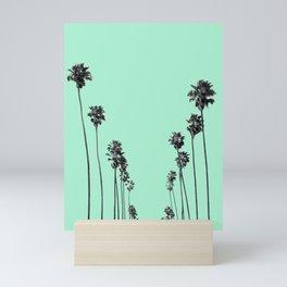Palm Trees 9 Mini Art Print