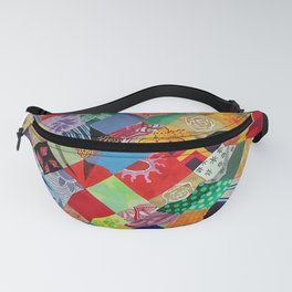 Square Story Fanny Pack