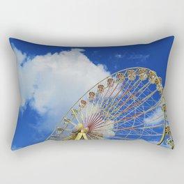 Roue de Paris Rectangular Pillow