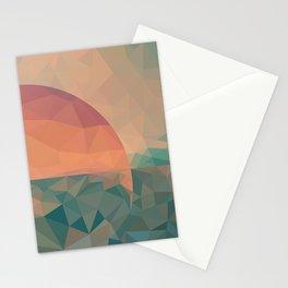 Tycho Sunrise Stationery Cards