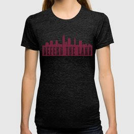 Cleveland Defend the Land Sports 2018 T-shirt