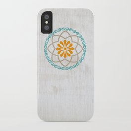 Kamon Maite iPhone Case