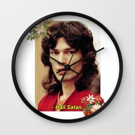 Richard ramirez Wall Clock