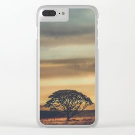 Dreaming V Clear iPhone Case