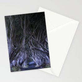 The Dark Hedges III Stationery Cards