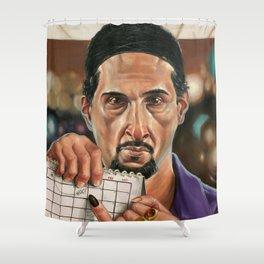 Jesus Quintana. Shower Curtain