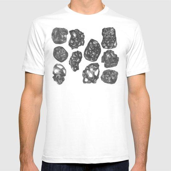 Cross Hatching Eggs T-shirt