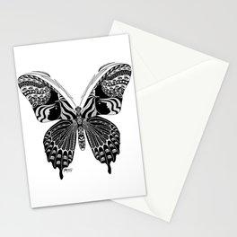Butterfly Spirit Animal Stationery Cards