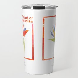Bird of Paradise Travel Mug