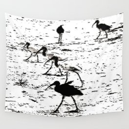 Scavengers Wall Tapestry