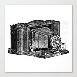 Camera 2 Canvas Print