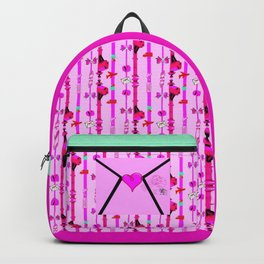Mail Room /Lady Backpack