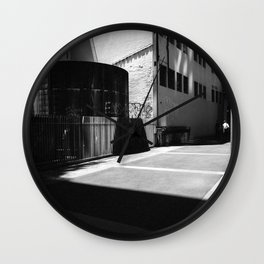 Reflections #4 Wall Clock