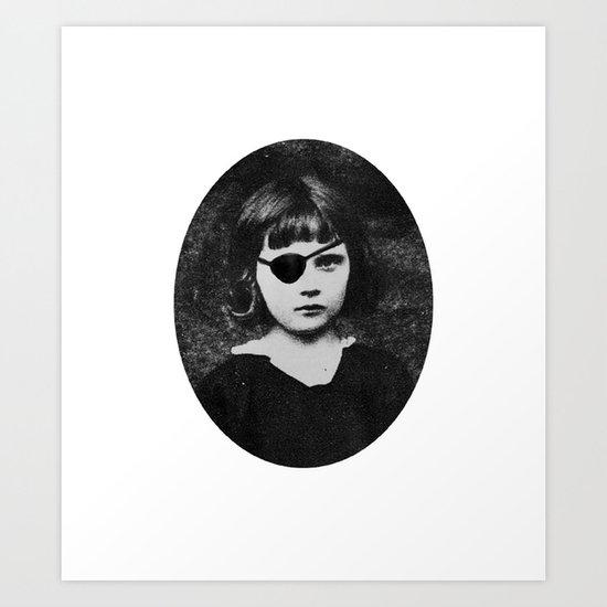 Marcelle Art Print