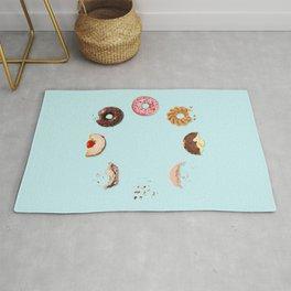 Donut Phases Rug