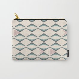 Art Deco inspired Fishies Carry-All Pouch