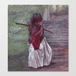 Himura Kenshin Canvas Print