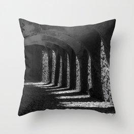 Sibiu, Romania Throw Pillow