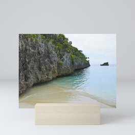 Quiet Lagoon Mini Art Print