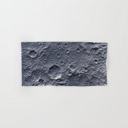 Moon Surface Hand & Bath Towel