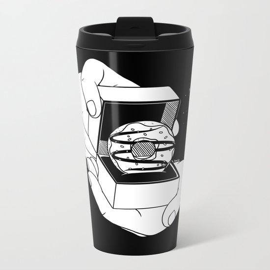 How sweet it is Metal Travel Mug