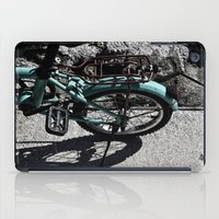 bike iPad Cases featuring bike by gzm_guvenc