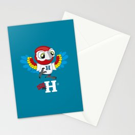 Amo mi H Stationery Cards