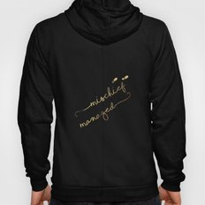 Mischief Managed (white) Hoody