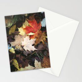 Maple Leaf, Quinte-West, Ontario Stationery Cards