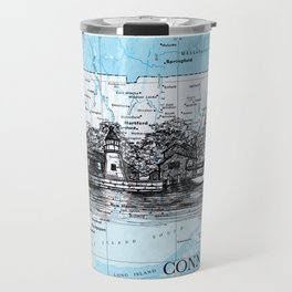 Connecticut Travel Mug