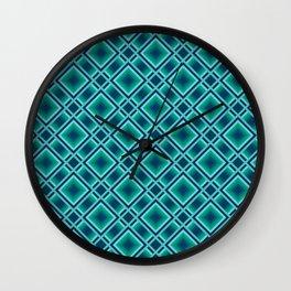 Striped 1 Wall Clock