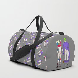 LOVE is no BUTT Joke Duffle Bag