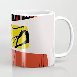 Abstract Compositon 1026 Coffee Mug