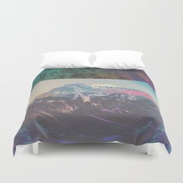 CROWN Duvet Cover