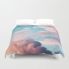 Clouds Paradise Duvet Cover