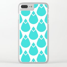 Guppy - Crypto Fashion Art (Large) Clear iPhone Case